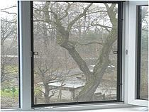 Москитная сетка пластиковаое окно