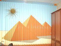 Жалюзи мультифактурные в детской комнате