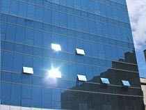 Тонировка многоэтажных зданий