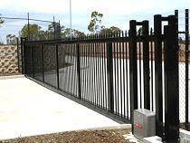 Ворота длинной более 5 метров
